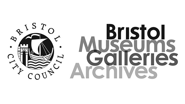 Bristol Museums Galleries and Archives logo