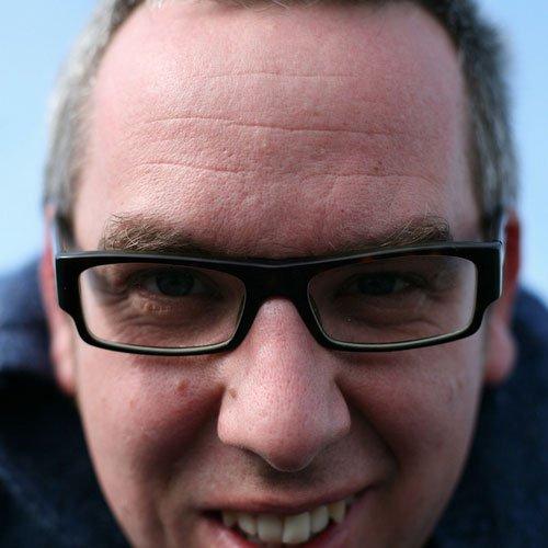 Photo of Dan Goodwin